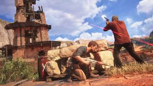 Uncharted 4 Story