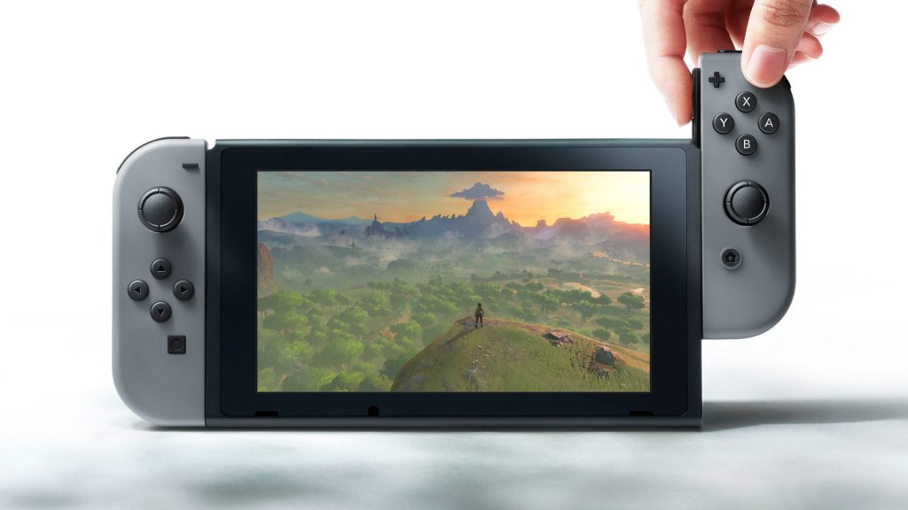 Nintendo Switch Controller Tablet