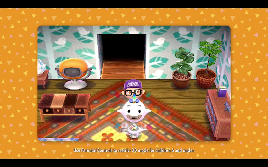 Animal Crossing Wisp