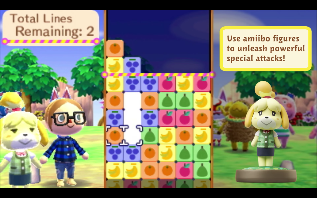 Animal Crossing Puzzle League