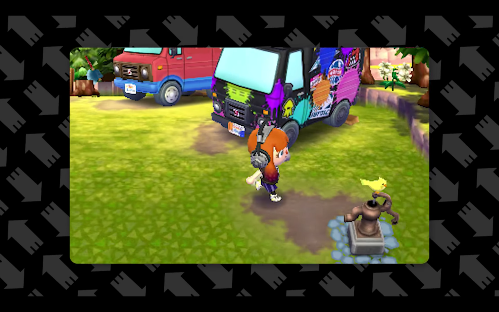 Animal Crossing Splatoon