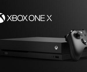 X Box One X